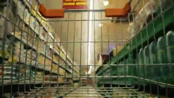 Mall Shopping Cart Supermarket