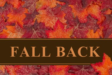 Fall Back message