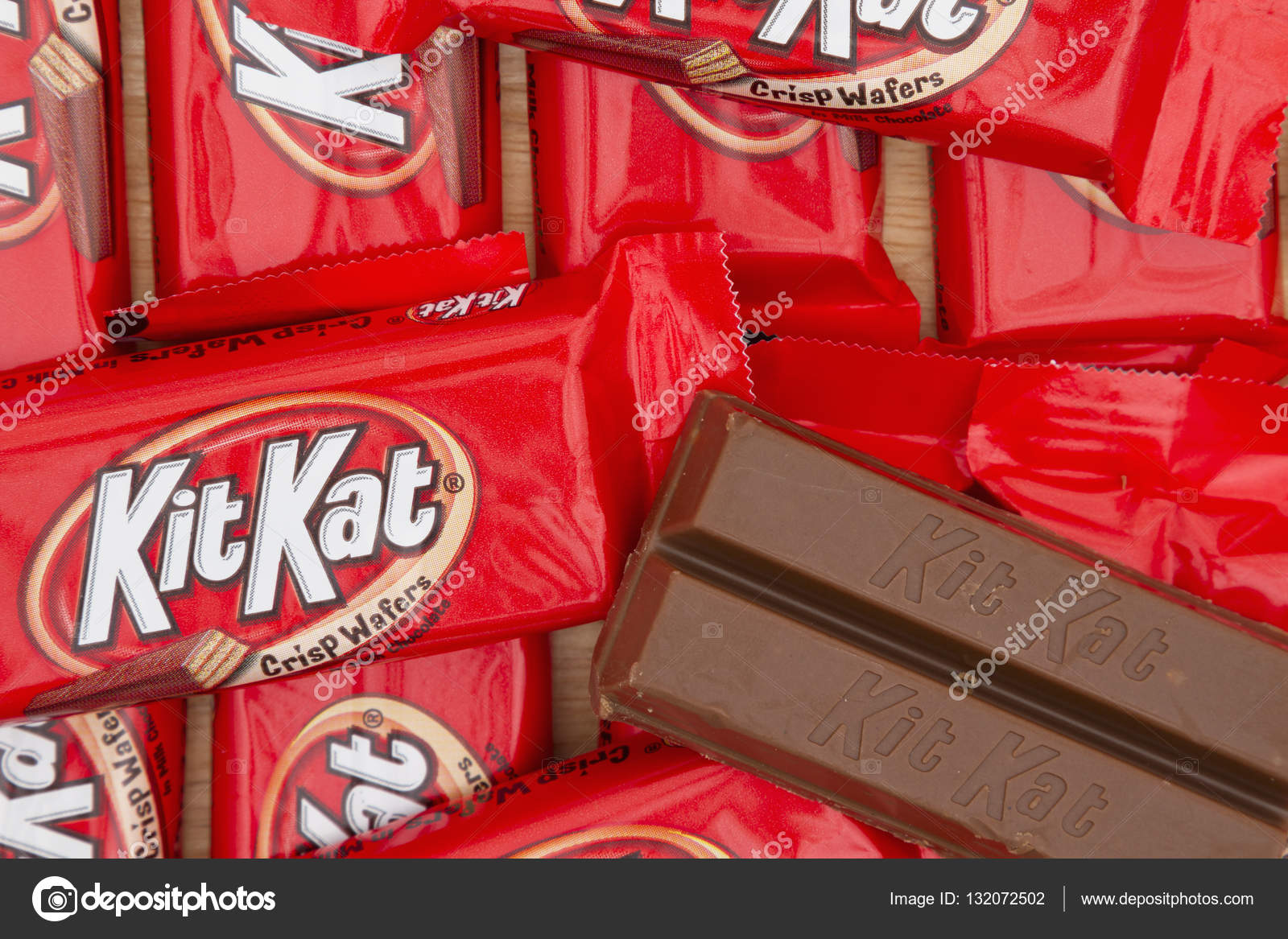 Editorial image of kitkat chocolate candy bar background stock editorial image of kitkat chocolate candy bar background kitkat chocolate bars are a favorite snack food in the usa and are used in a lot of dessert voltagebd Images