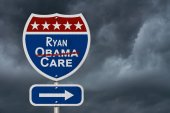 Photo Repealing and replacing Obama Care healthcare insurance