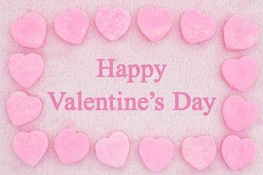 Old fashion Valentine's greeting