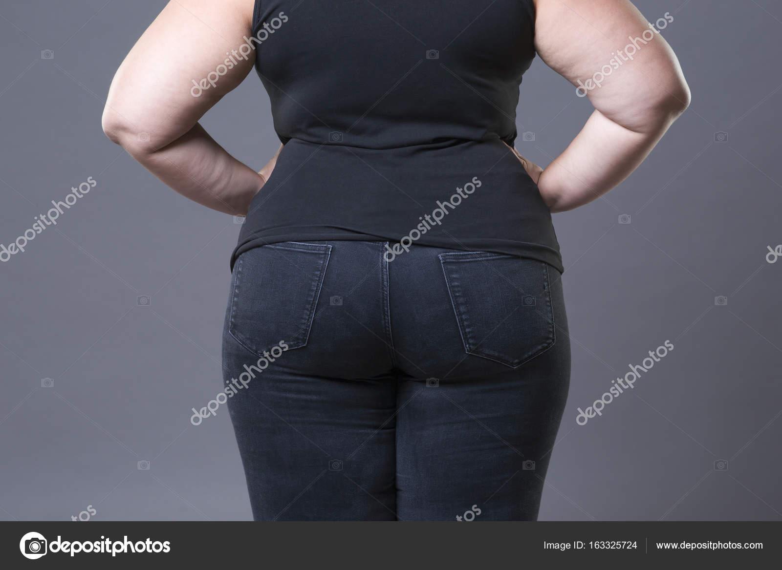 tlusté černé zadky obrázky