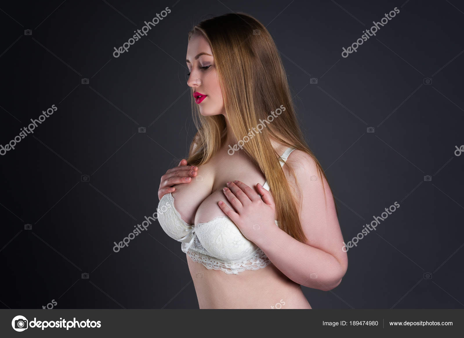 There can big blonde boob fat sexy for that