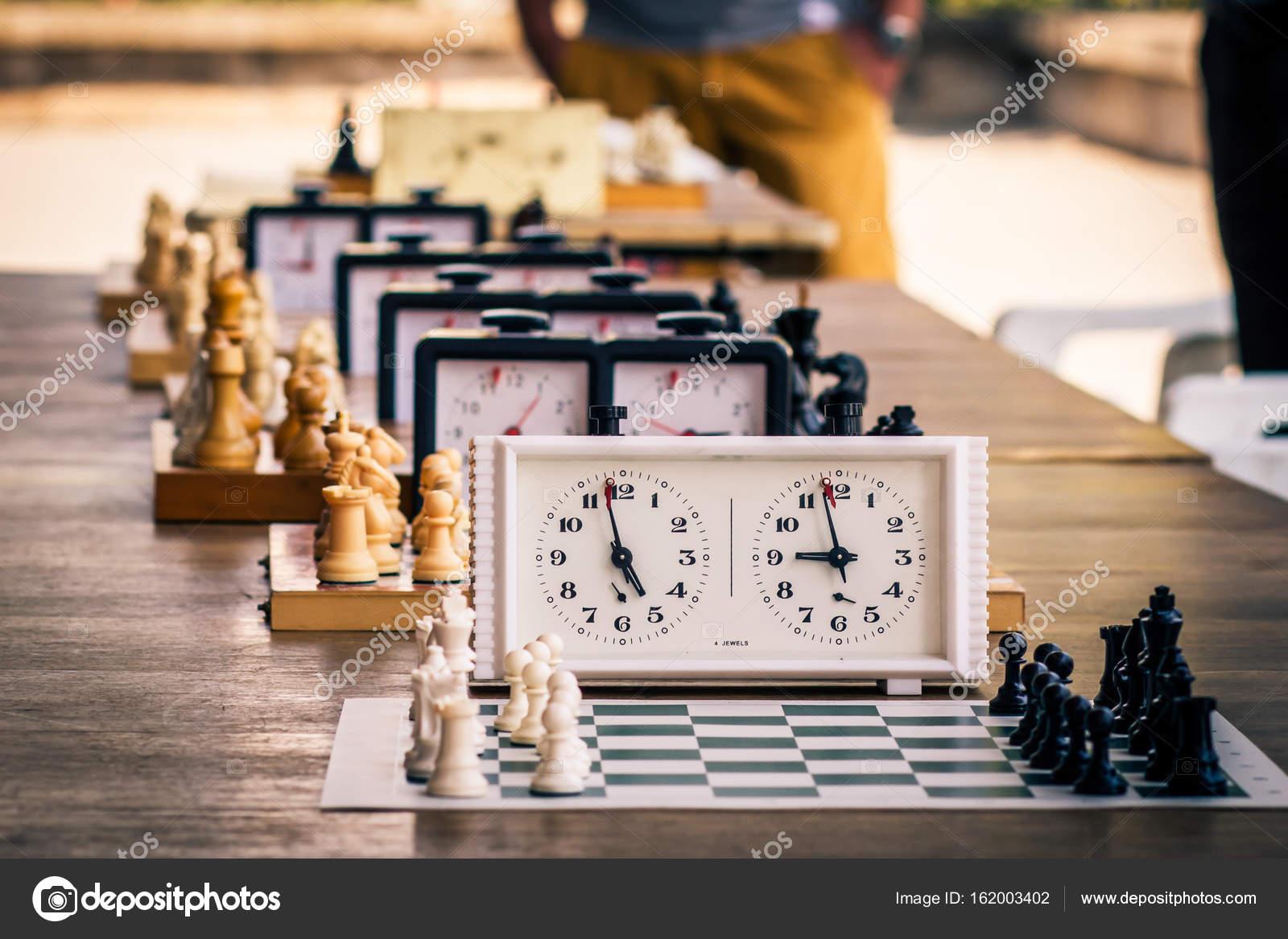 скачать часы для шахмат
