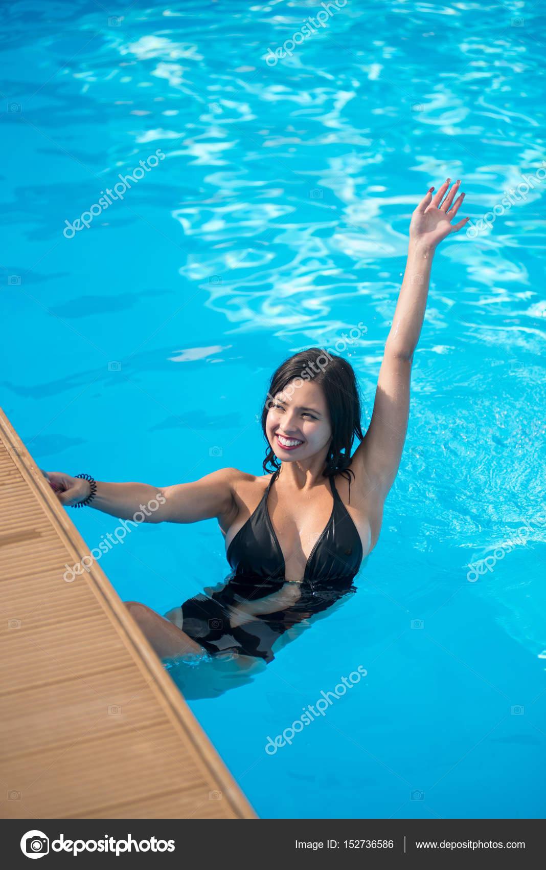Frauen Schwimmbad