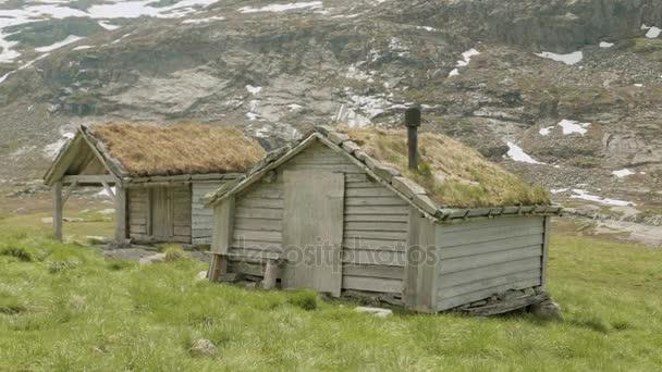 Domy s trávou na střeše, Norsko