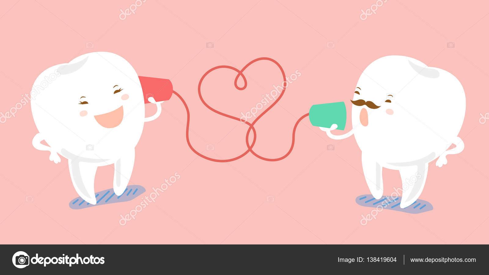 Hablando De Dientes De Dibujos Animados Puede Llamar