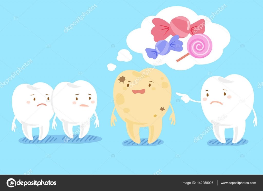 Imagenes De Dientes Con Caries Tooth With Decay Problem