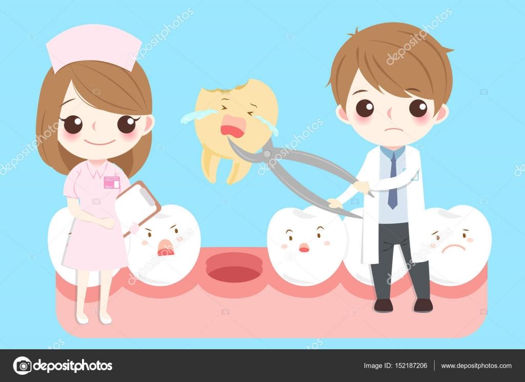 Dentista Para Ninos Animados