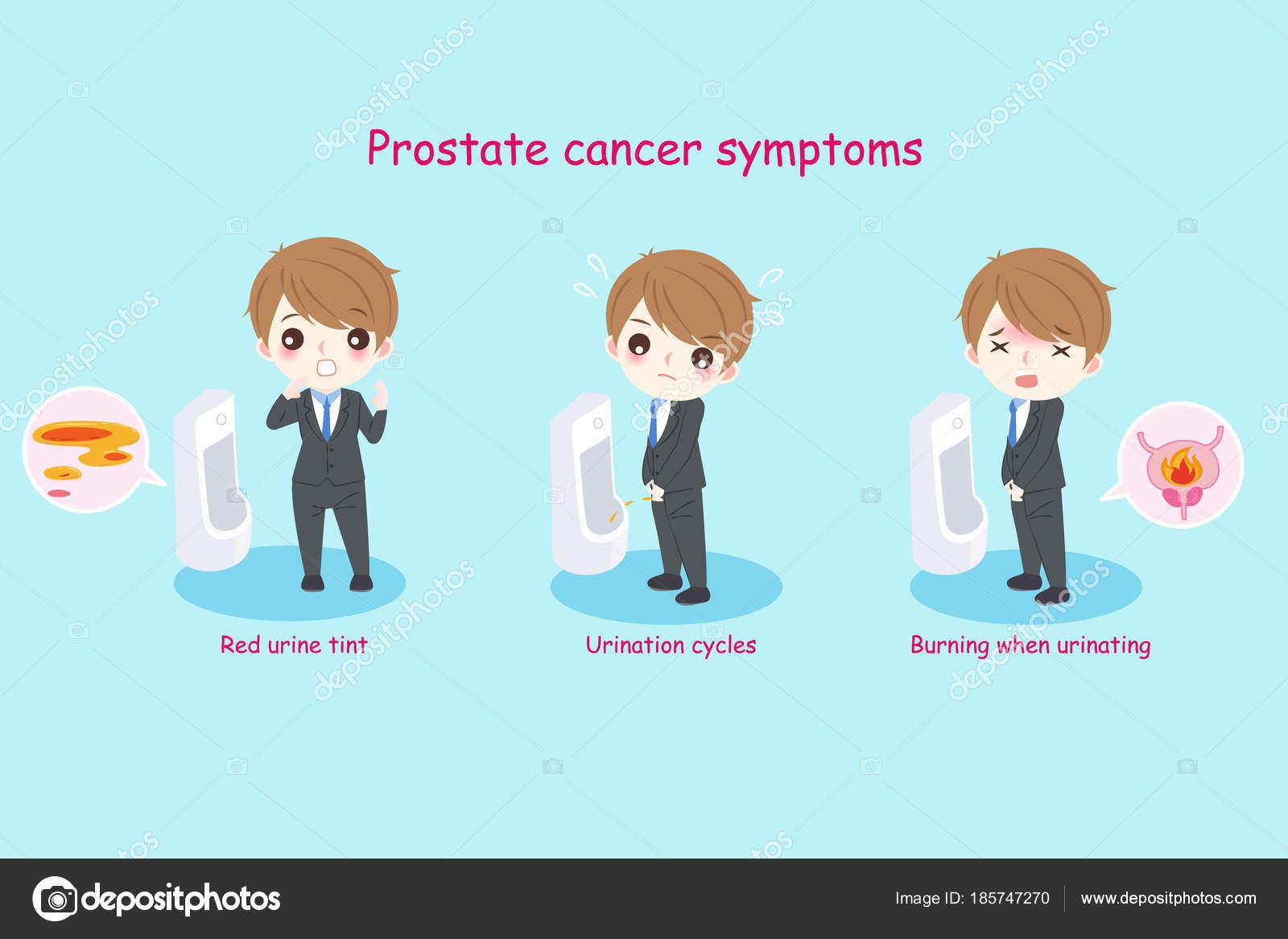 qual sintoma de cancer de prostata
