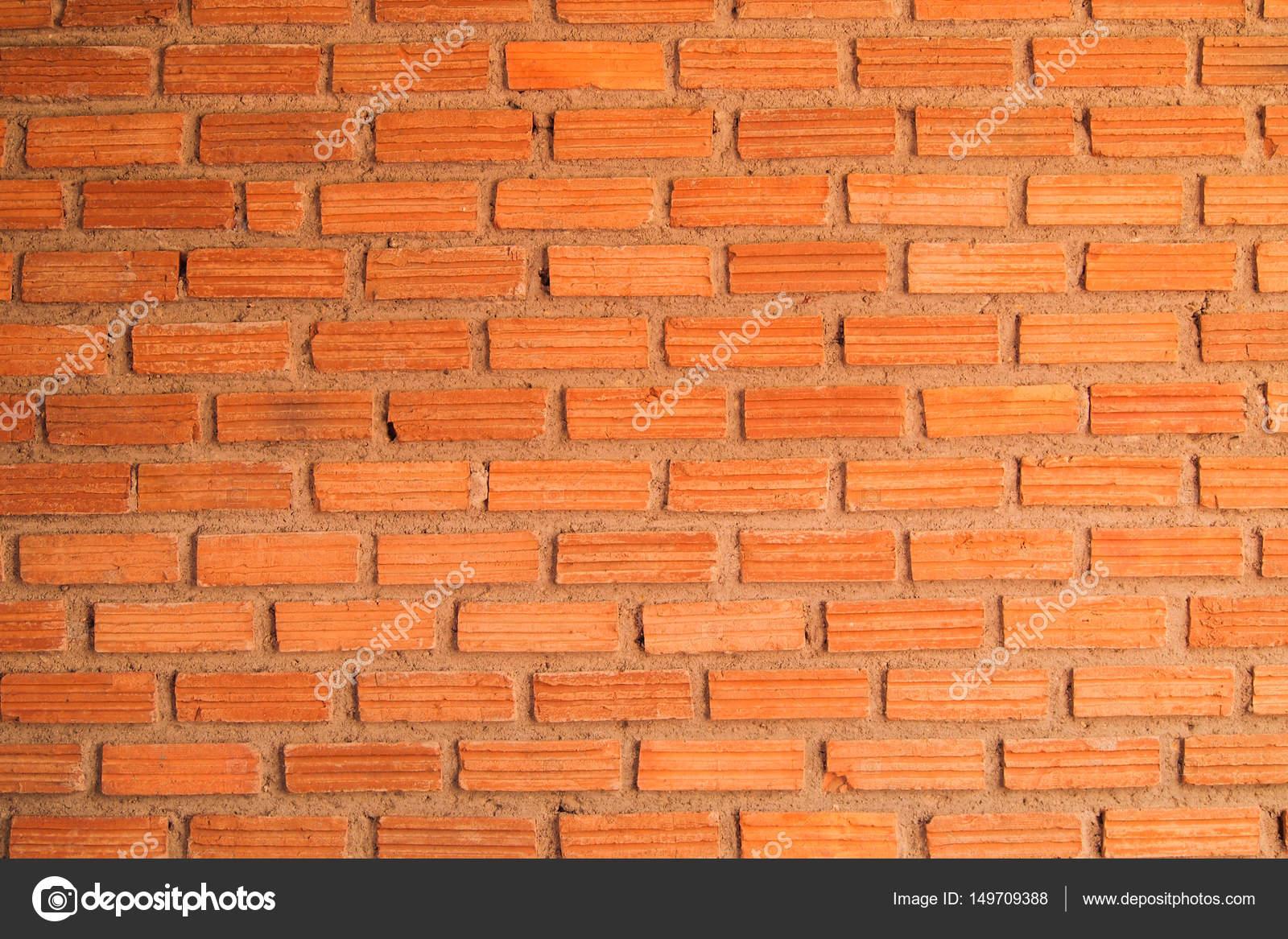 Beautiful Orange Brick Wallpaper Background Photo By Worrathanawat