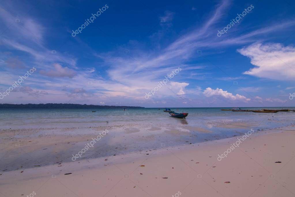 Kalapattar beach at Havelock island