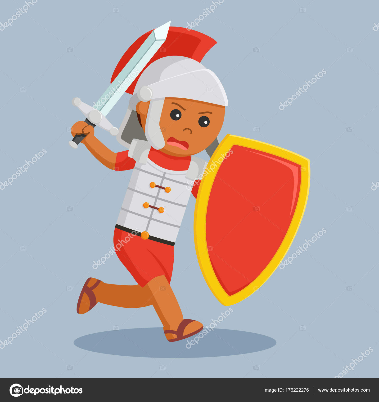 Gladiators academy romolo remo e i gladiatori volume dvd