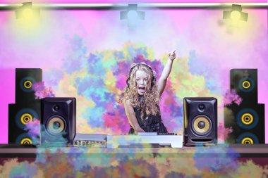 kids disco with DJ Babe