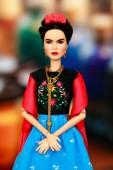 Inspirující žen série Frida Kahlo panenku Barbie