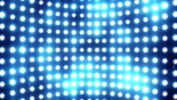 A fal világos kék árnyalat. Varrat nélküli hurok