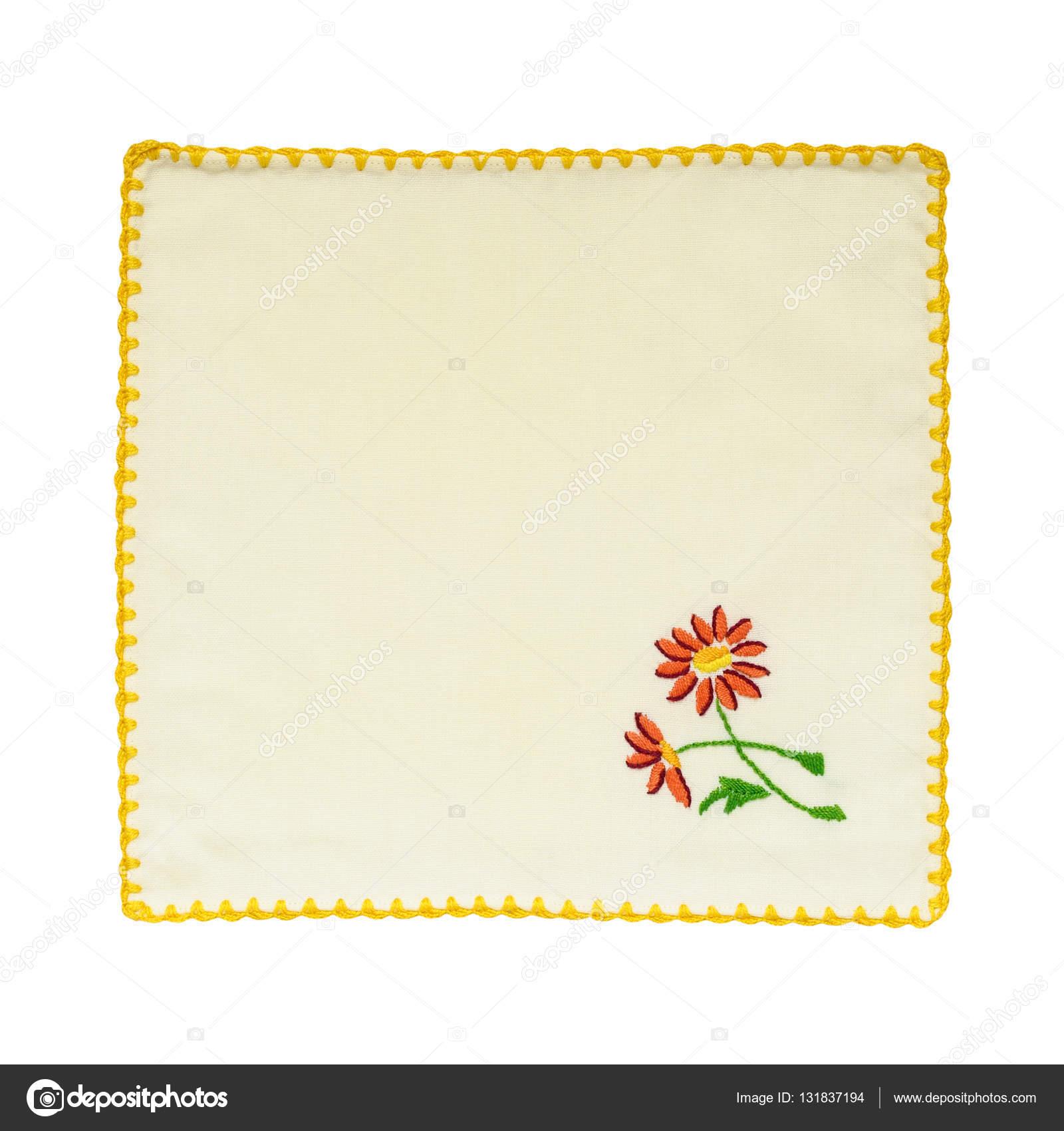 Mantel bordado Húngaro — Foto de stock © Vonschonertagen #131837194