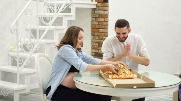 Y pizza embarazo