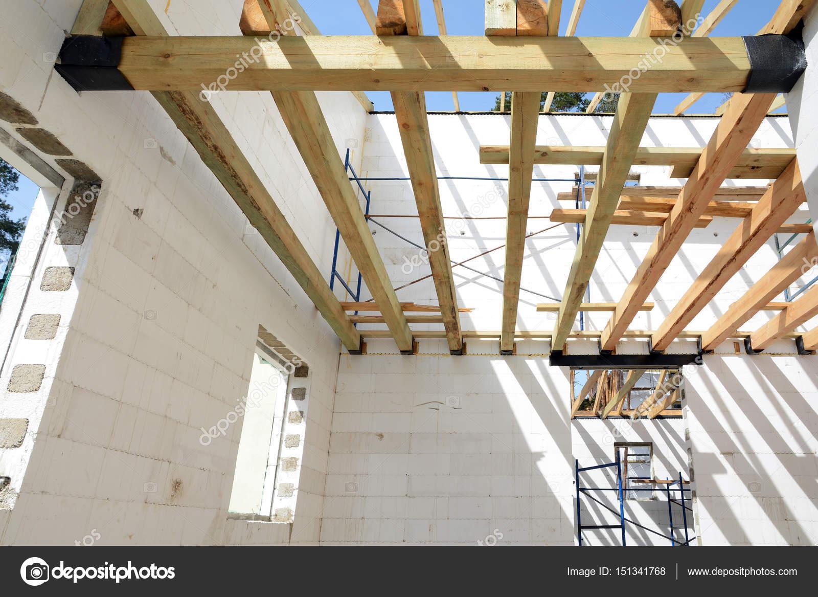 Image of estructuras de madera para techos de casas dise o - Estructuras de madera para techos ...