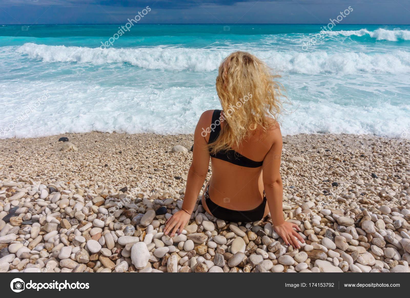 Фото трах фотографии с блондинками вид со спины