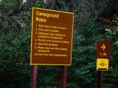 Fényképek Kemping szabályok bejelentkezés Provincial Park