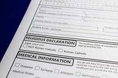 Deklaraci víry do katolické školy s cílem získat finanční prostředky