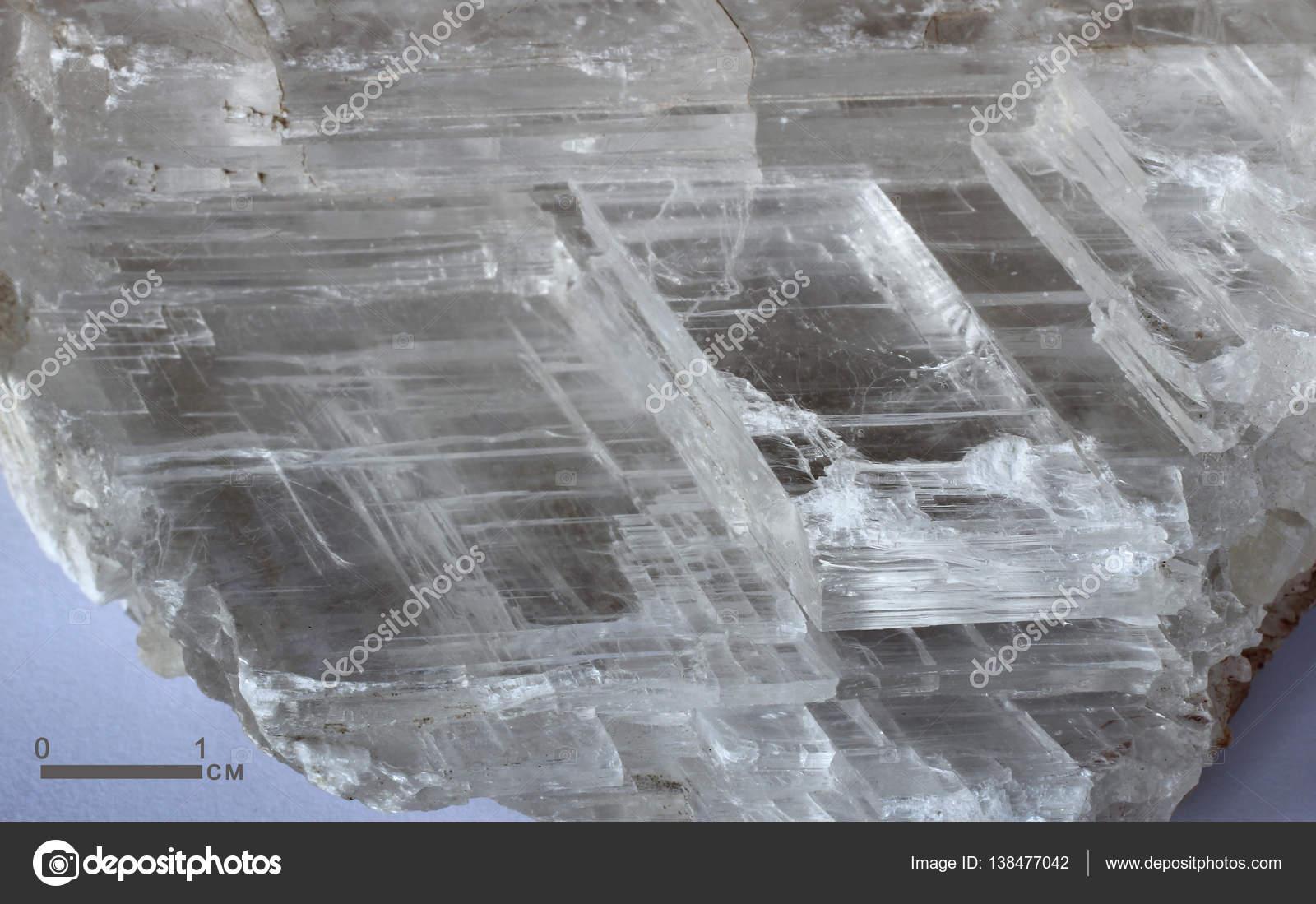 Nasengänge Gipskristalle Samara — Stockfoto © vdv-muz@mail.ru #138477042