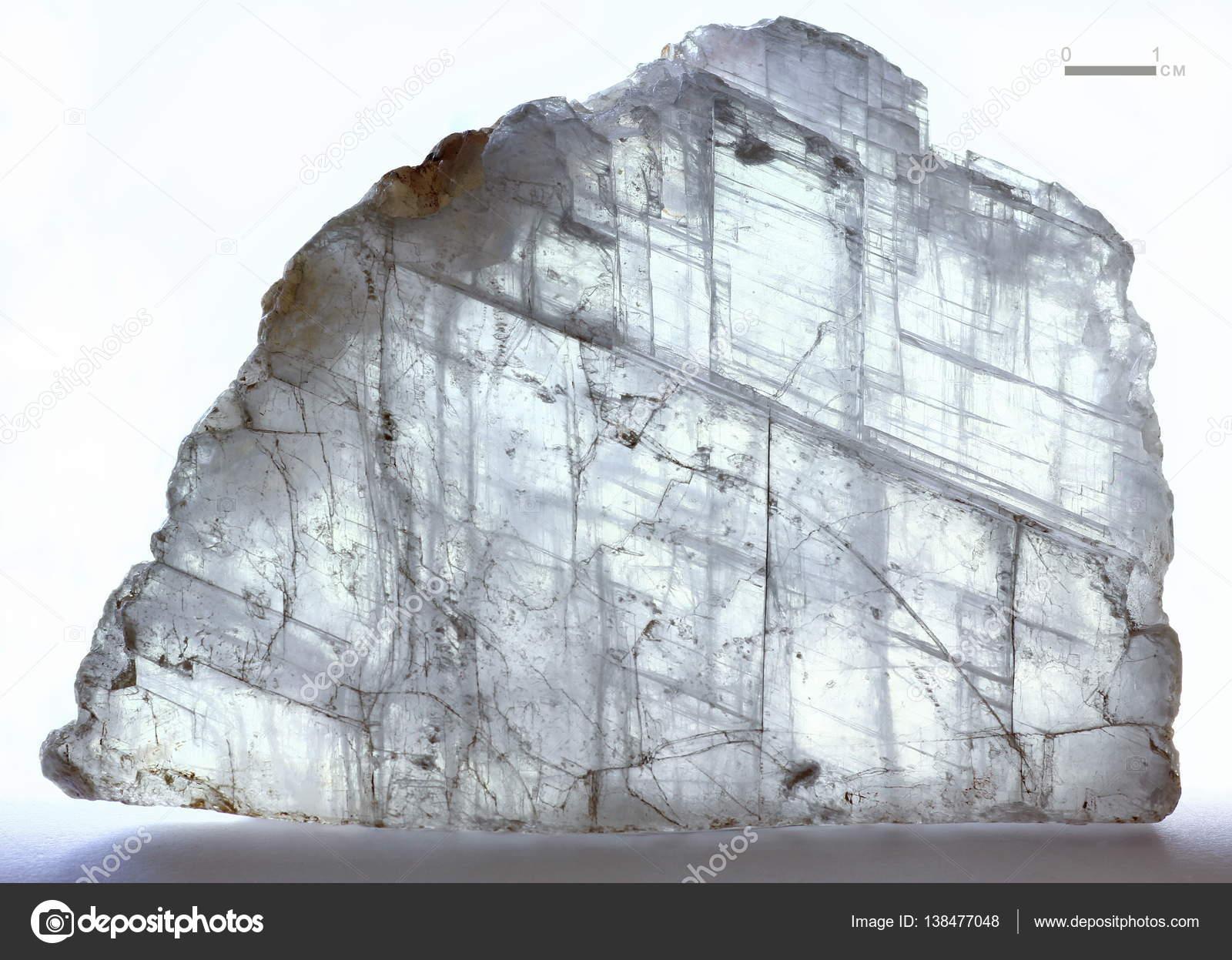Nasengänge Gipskristalle Samara — Stockfoto © vdv-muz@mail.ru #138477048