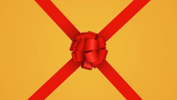 4 k modern animarion ajándék wrap.