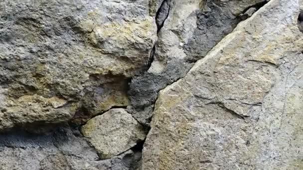 Textura pozadí záběry retro kamenné zdi
