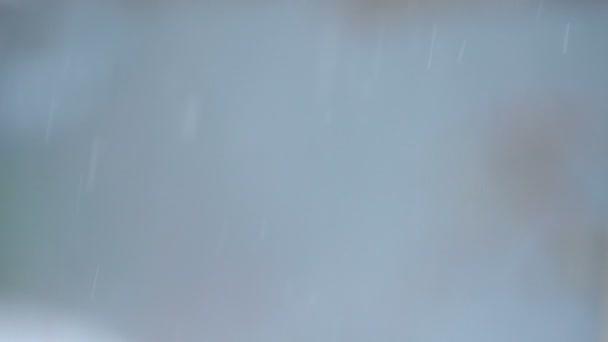 Felvételeket modern hulló hó háttér. Karácsonyi hópehely háttér
