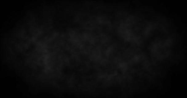 motion steam on black