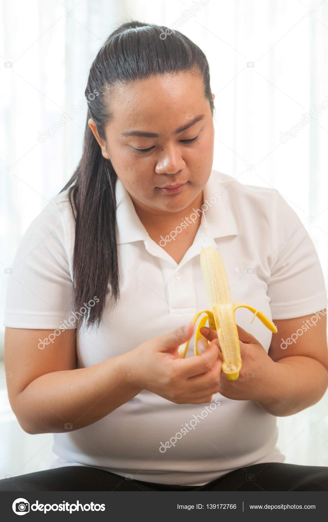fette asiatische Mädchenfotos