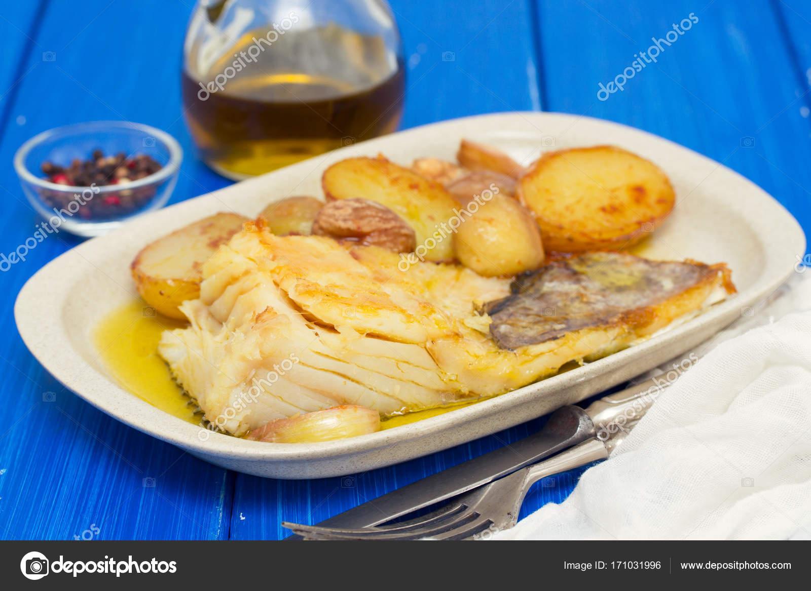 Блюда из трески, Рыба жареная