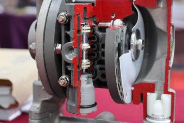 ndustrial diaphragm pump
