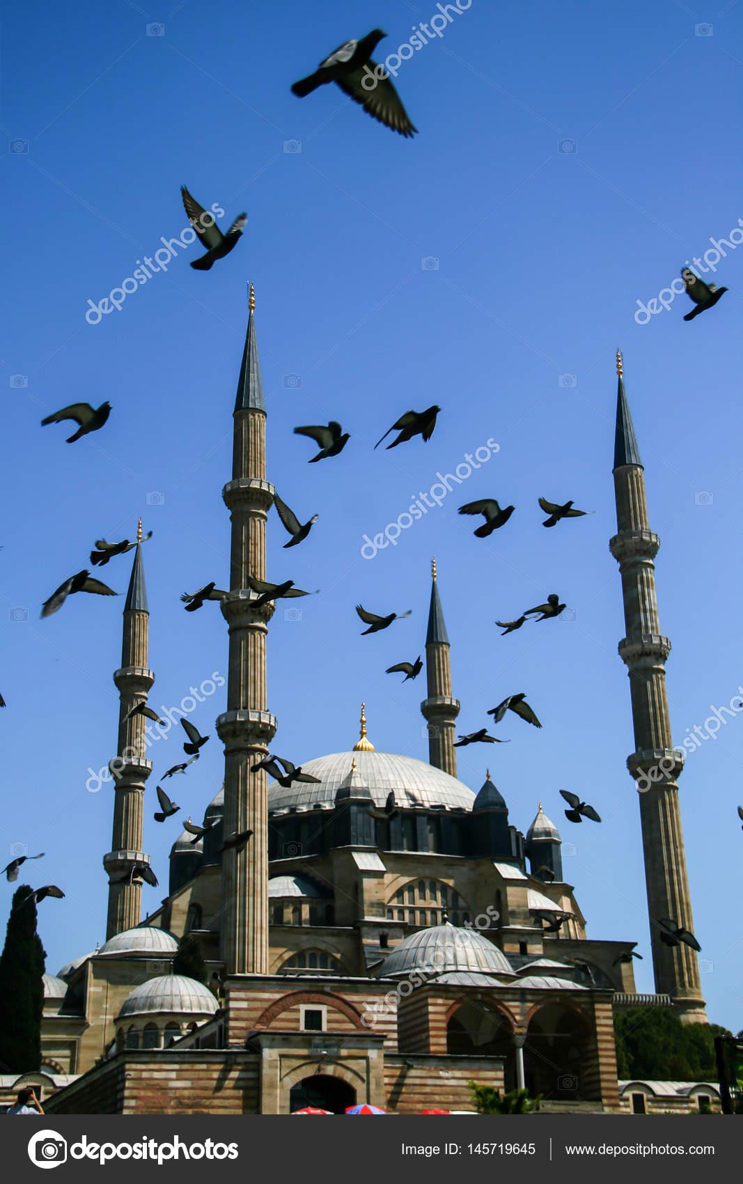 セリミエ・モスク