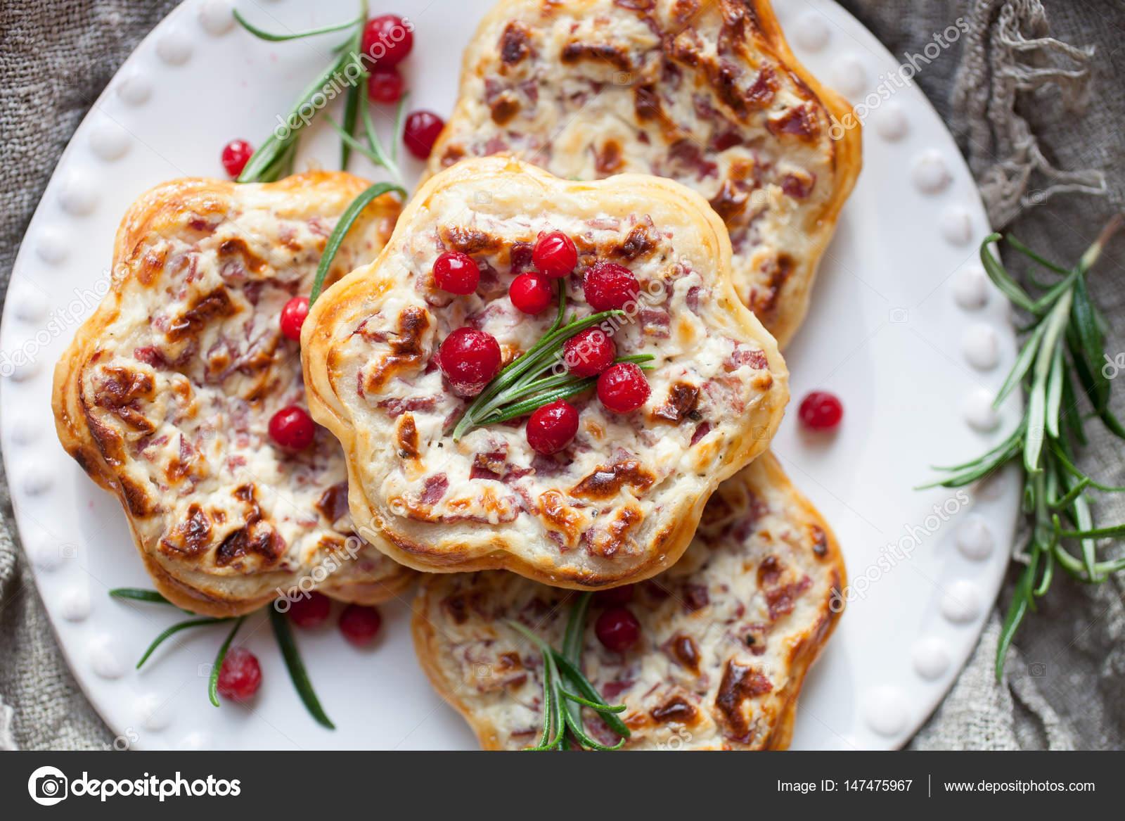 Herzhafte Kuchen Mit Rentierfleisch Stockfoto C Molka 147475967