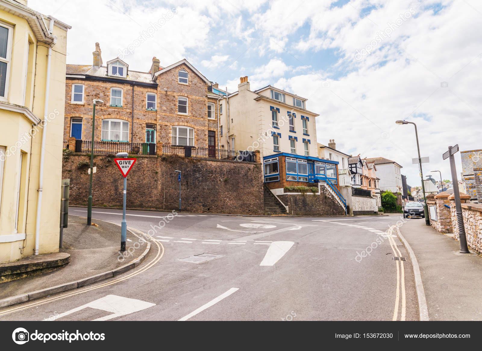 Architecture anglaise typique des immeubles r sidentiels for Architecture anglaise