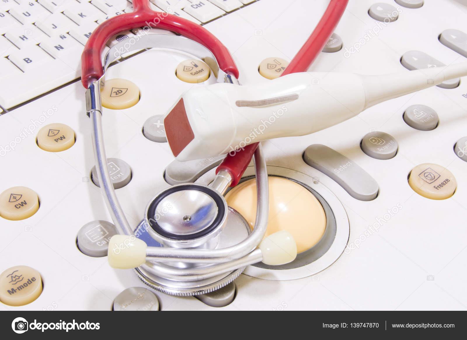 Stetoscopio per cuore in ascolto bugia di sensore ad for Piani per la macchina