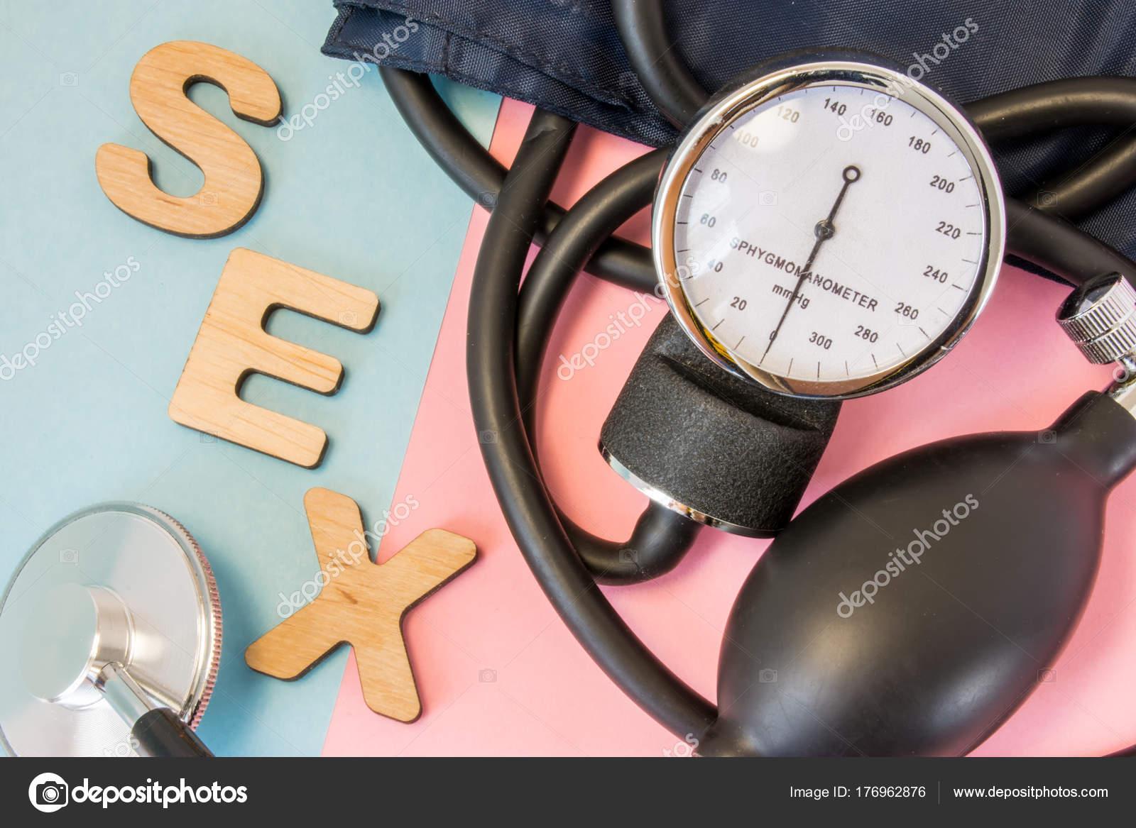 Секс и кровяное давление