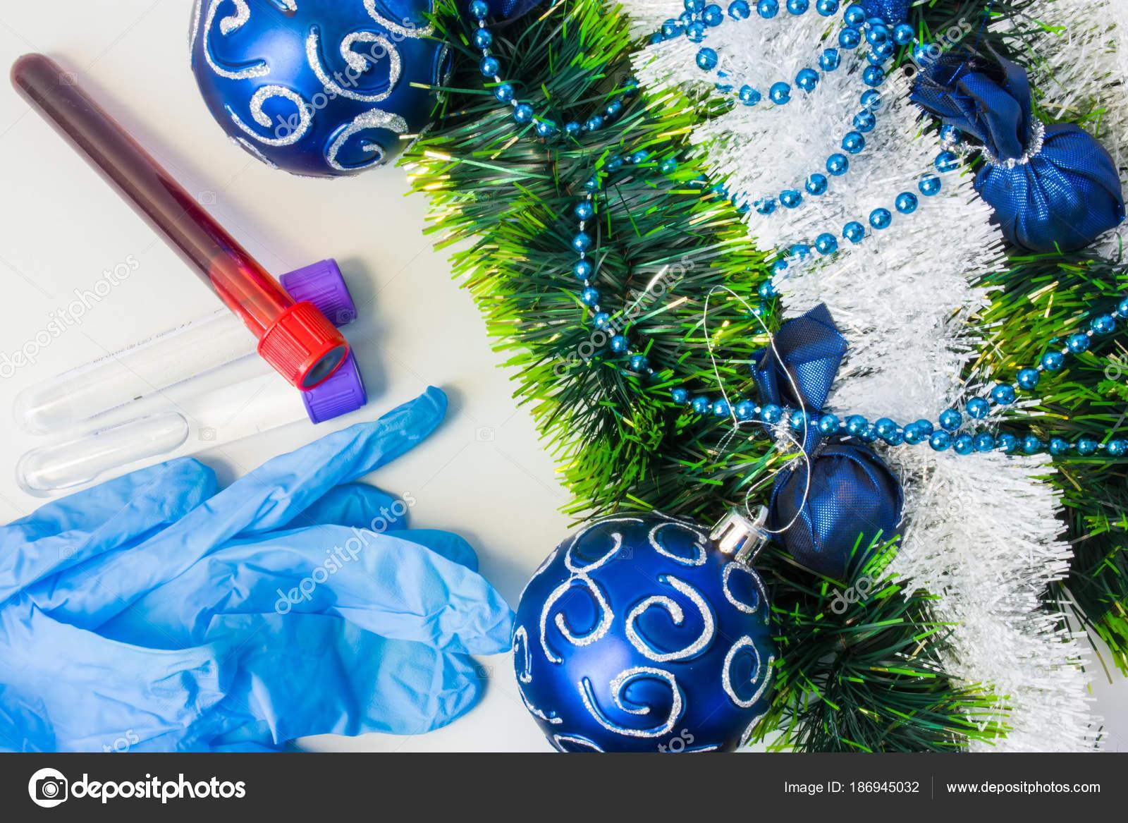 Neujahr Und Weihnachten Medizinischen Klinischen Oder ...