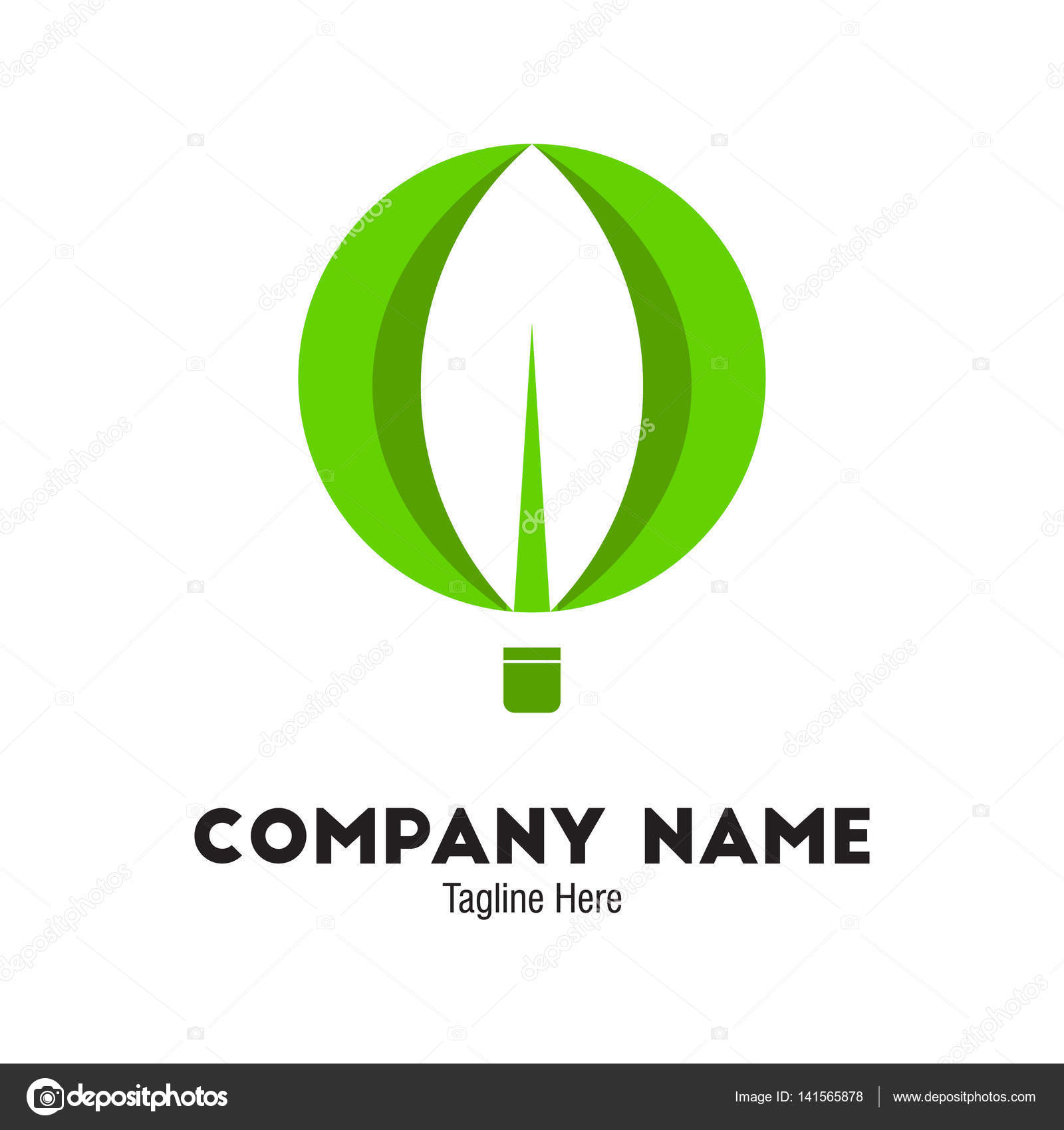 Farm and agriculture brand concept logo template  Label for