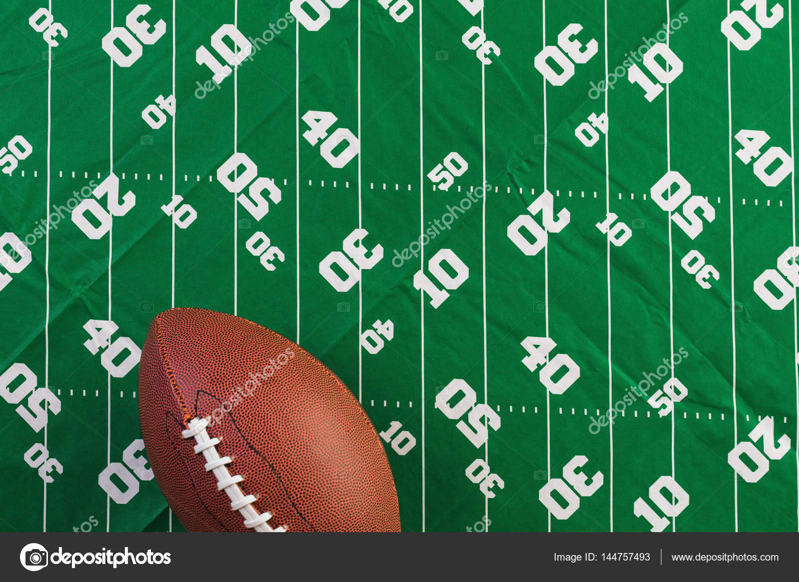 Fussball Party Hintergrund Stockfoto C Urban Light 144757493