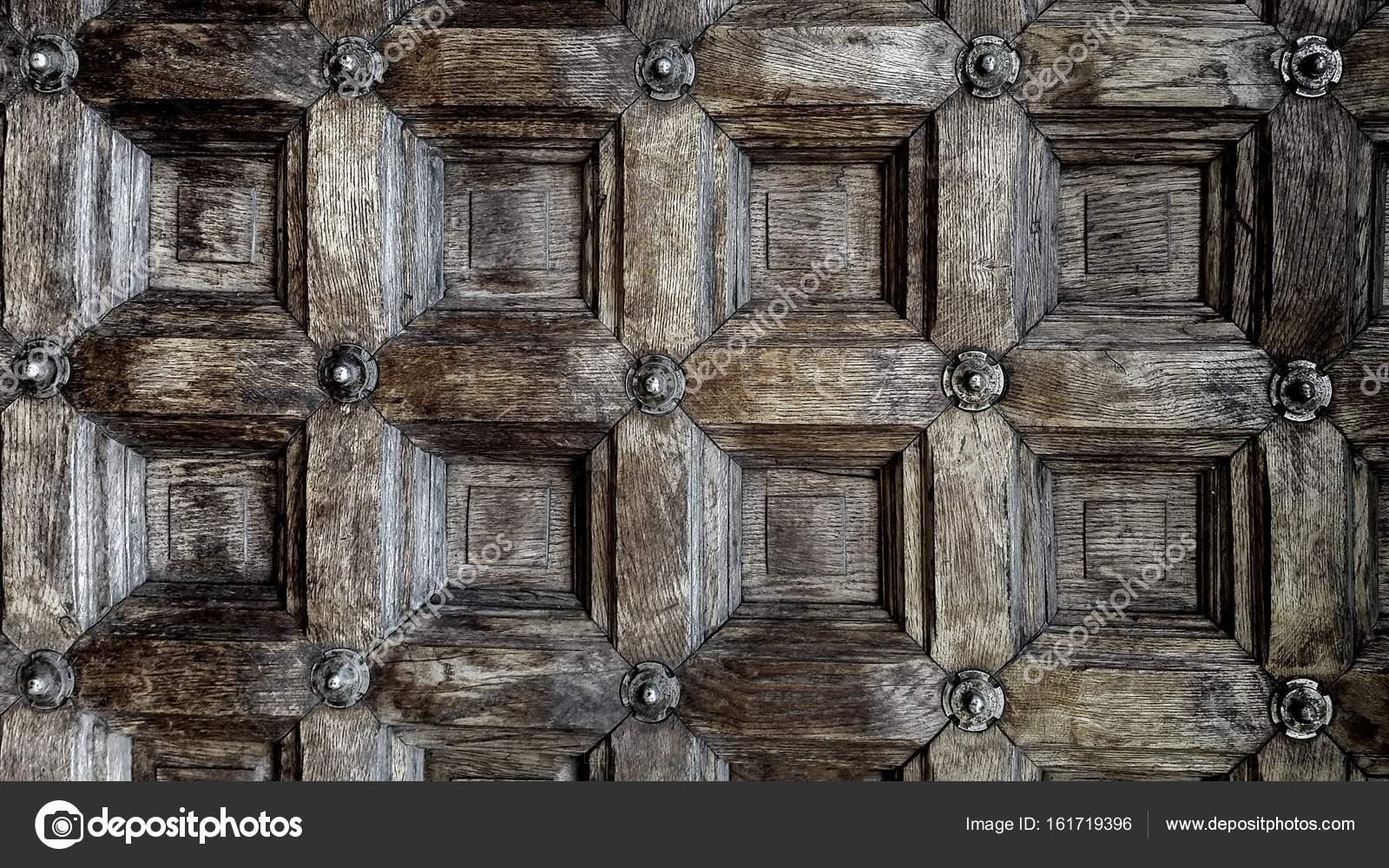 Ornament geschmiedet Tor Elemente Closeup geschmiedete Tor oder