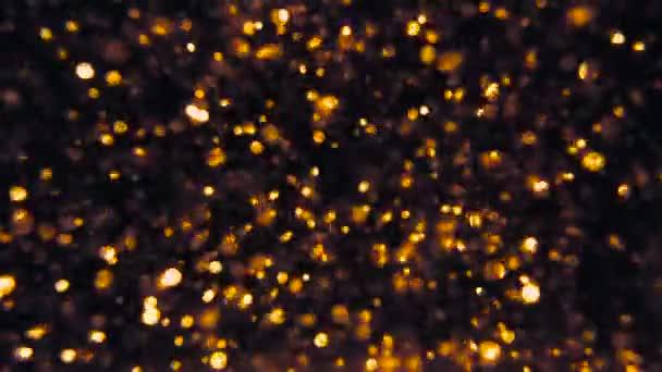 Abstraktní pohybu pozadí, zářící světlo, hvězdy, částic, záření