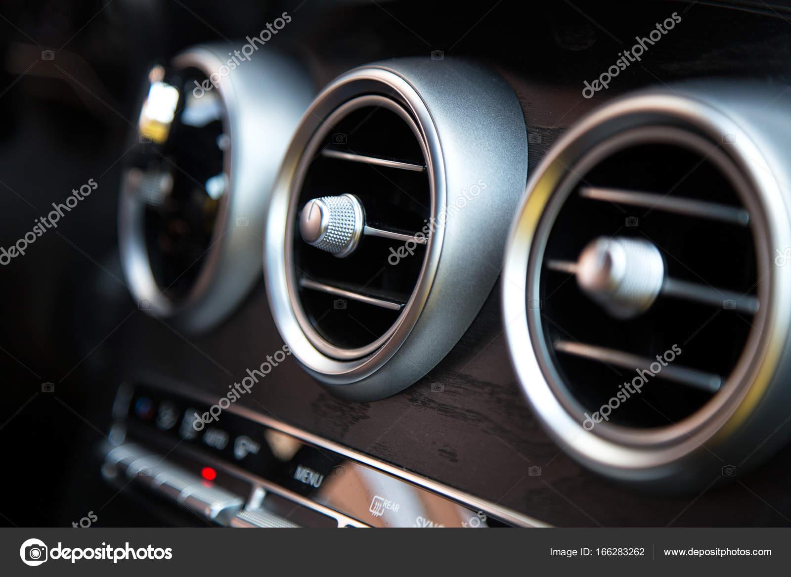 Otomobilde klima kontrolü