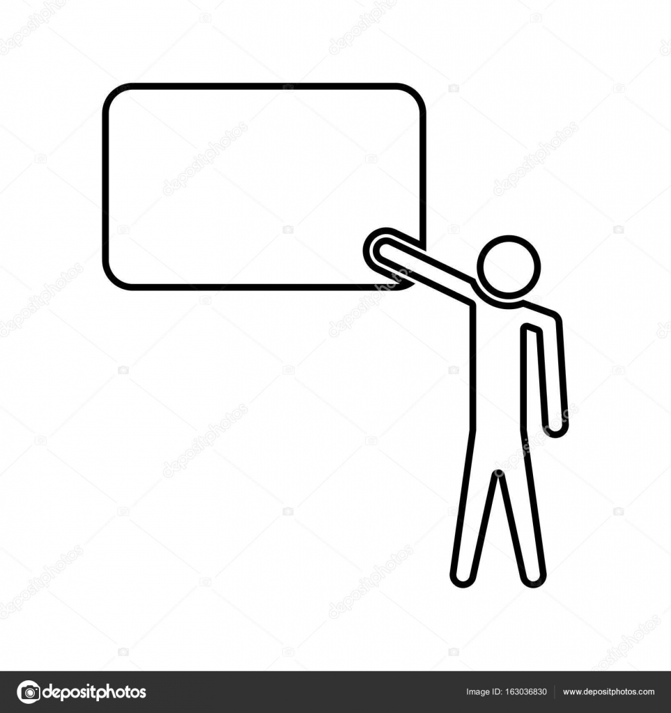 Cartoon Teacher Cartoon Blackboard Learn Learning Characters, Serious,  Class, Stick Figure PNG Transparent Clipart Image and PSD File for Free  Download