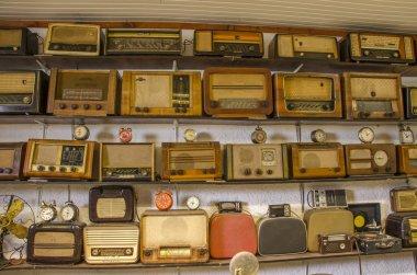 Vintage Radios and clocks