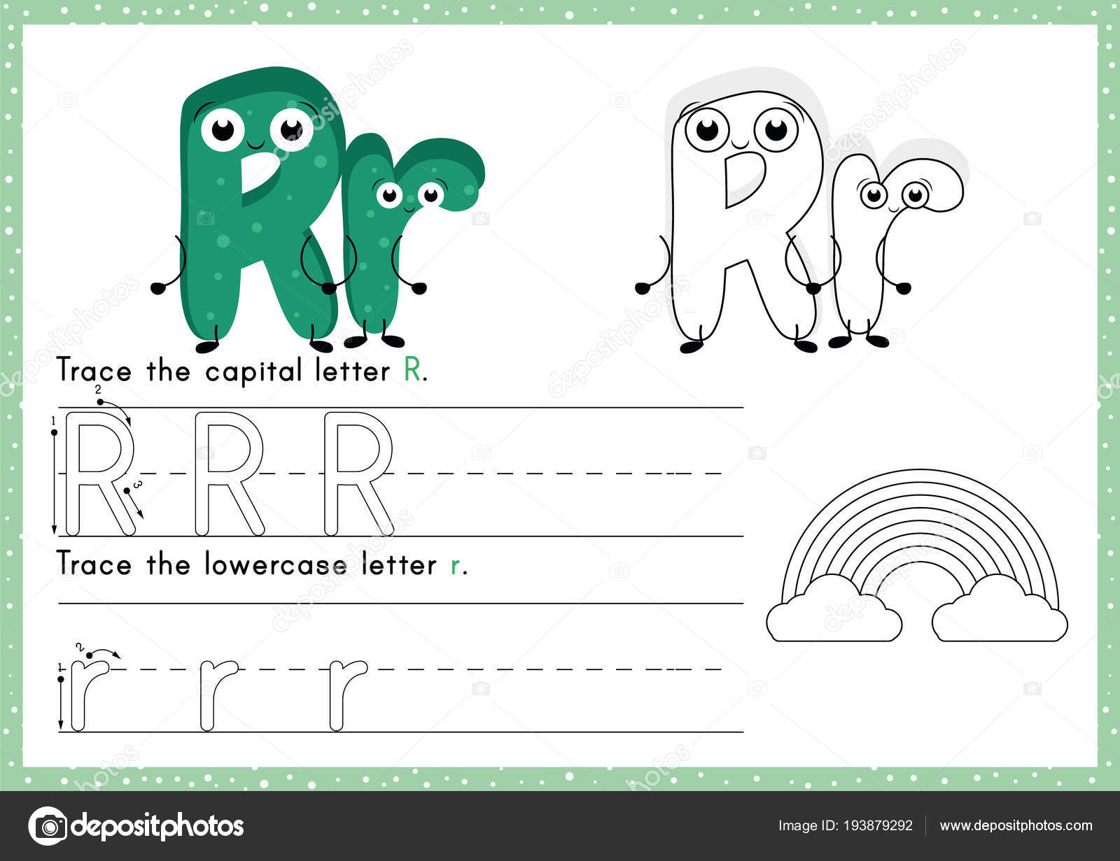 worksheet Tracing And Colouring Worksheets alphabet tracing colouring worksheet writing exercises kids stock and a z for vector by melanierom