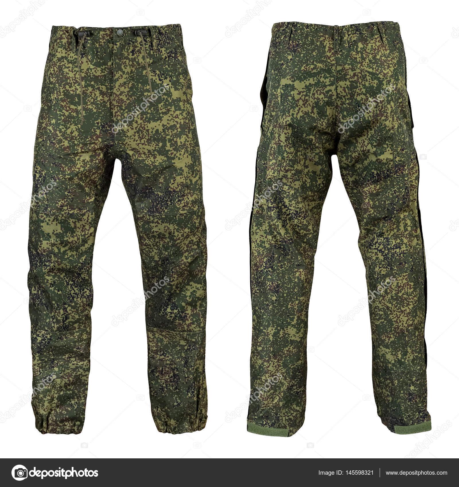 c173a772b56 Στρατιωτικά παντελόνια, καμουφλάζ — Φωτογραφία Αρχείου © Radionphoto ...
